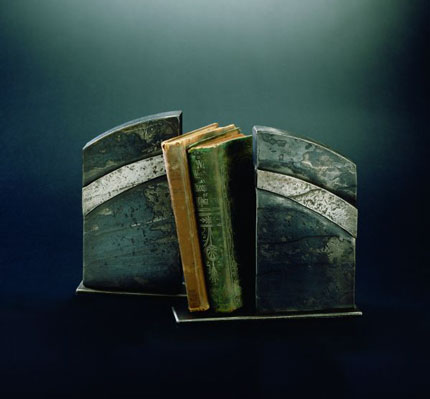 Arched Bookends